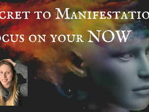 Secret to Manifestation   Focus on Your NOW!   Unlock your Desires by Controlling Your Mindset!