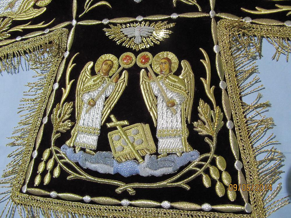 Церковная швейная мастерская Евфимия пошив подрясник, мантия, ряса на заказ.