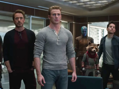 Review: Avengers: Endgame.
