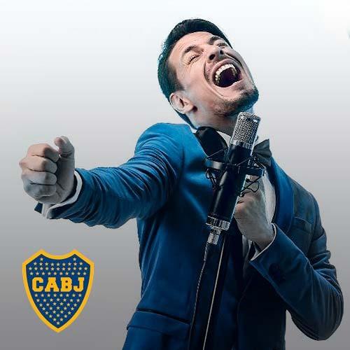 Show de Rodrigo Tapari para Filiales y Socios de Boca Juniors