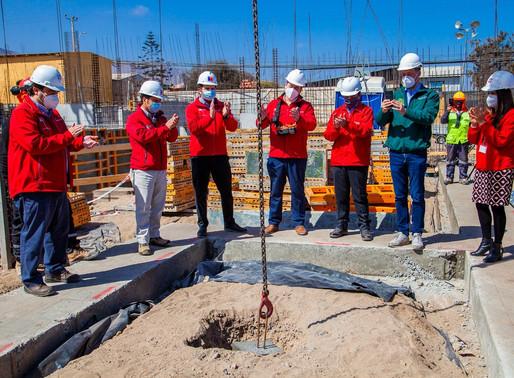Inicia la construcción del nuevo Centro de Justicia Juvenil de Antofagasta