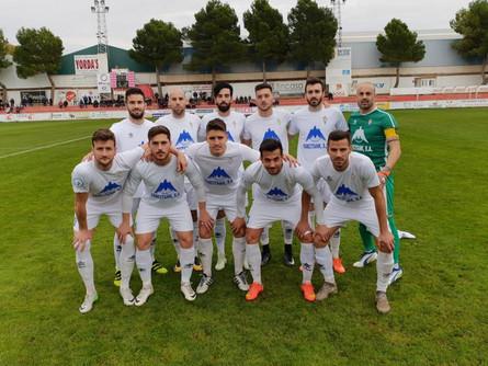 El CP Villarrobledo empata ante La Roda tras una segunda parte en la que fue mejor