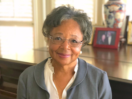 DSFPF Congratulates Board Chair Bessie Stewart-Ross, NCBW-SVC's 2020 Woman of the Year in Education