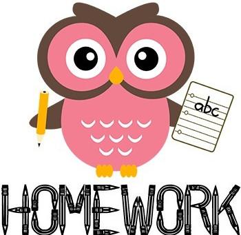 Reception Homework 24.04.20