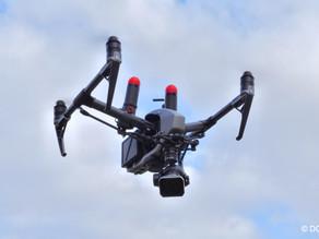 Pilote de drone professionnel sur Paris et en Ile de France