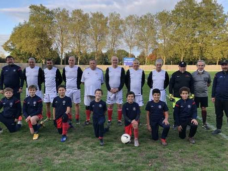 Limoges Walking Football dans SoFoot