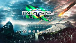 The Mastery Brazil tour [Summer 2018]