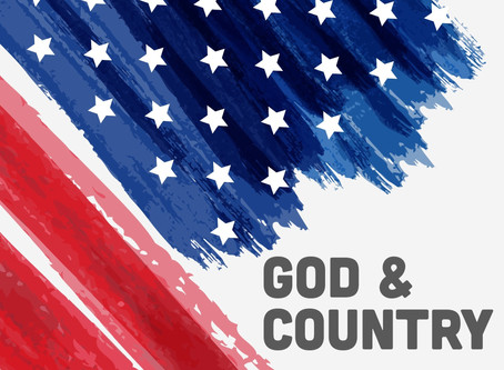 One Minute with God: For God, and Country