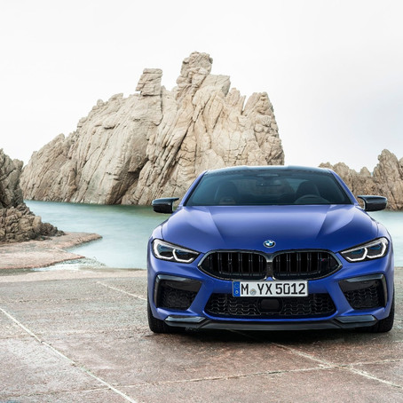 BMW M8: A DETAILED DIVE