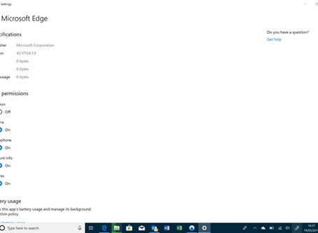 New privacy settings in Windows 10 you should check out