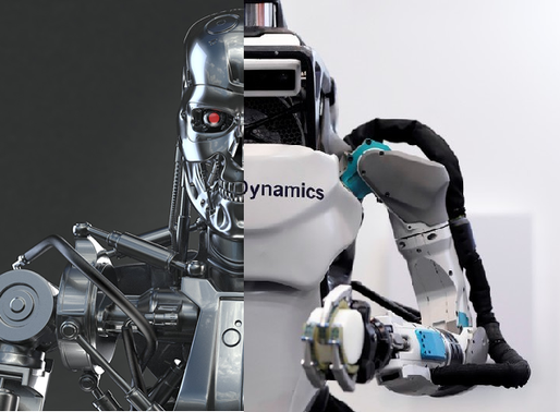"""""""ATLAS"""", El robot que nos hace pensar que los T-800 no están tan lejos..."""