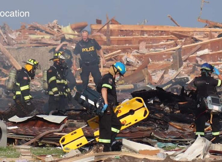 Two adults found dead in Leamington's house explosion