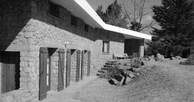 Casa Torres Posse - Eduardo Sacriste / Tafí del Valle, Tucumán