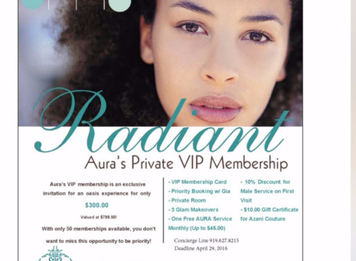 Welcome to VIP Membership