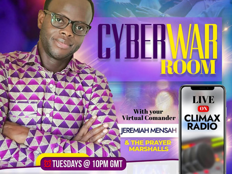 Today and this evening on CYBER WAR ROOM we are looking at 'DEALING WITH HIDDEN TRAPS'