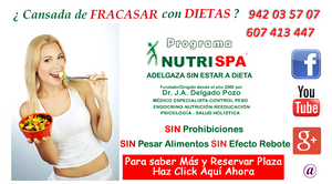 Programa NutriSpa - Adelgaza Nutriendo tu Bienestar