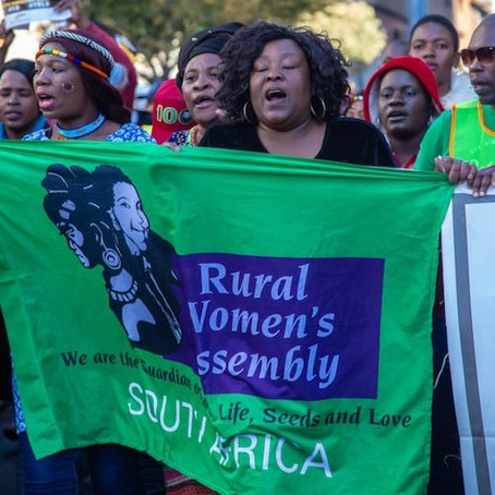 COVID-19 Lockdown: South Africa Battles the Deadly Epidemic of Gender-Based Violence