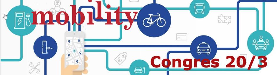 Maart : Congres 2019 Mobility