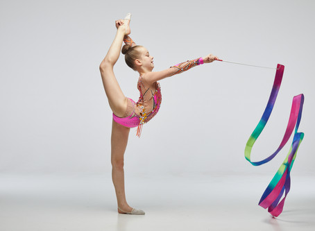 3 Reasons To Enroll Your Child in Rhythmic Gymnastics