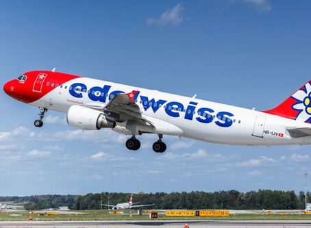 Edelweiss and Swiss - operational changes on routes to Croatia