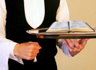 Servo, um mordomo no Reino