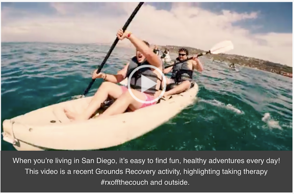 Legacy Outdoor Adventures, The Grounds Recovery, San Diego, Addiction Treatment, Wilderness therapy