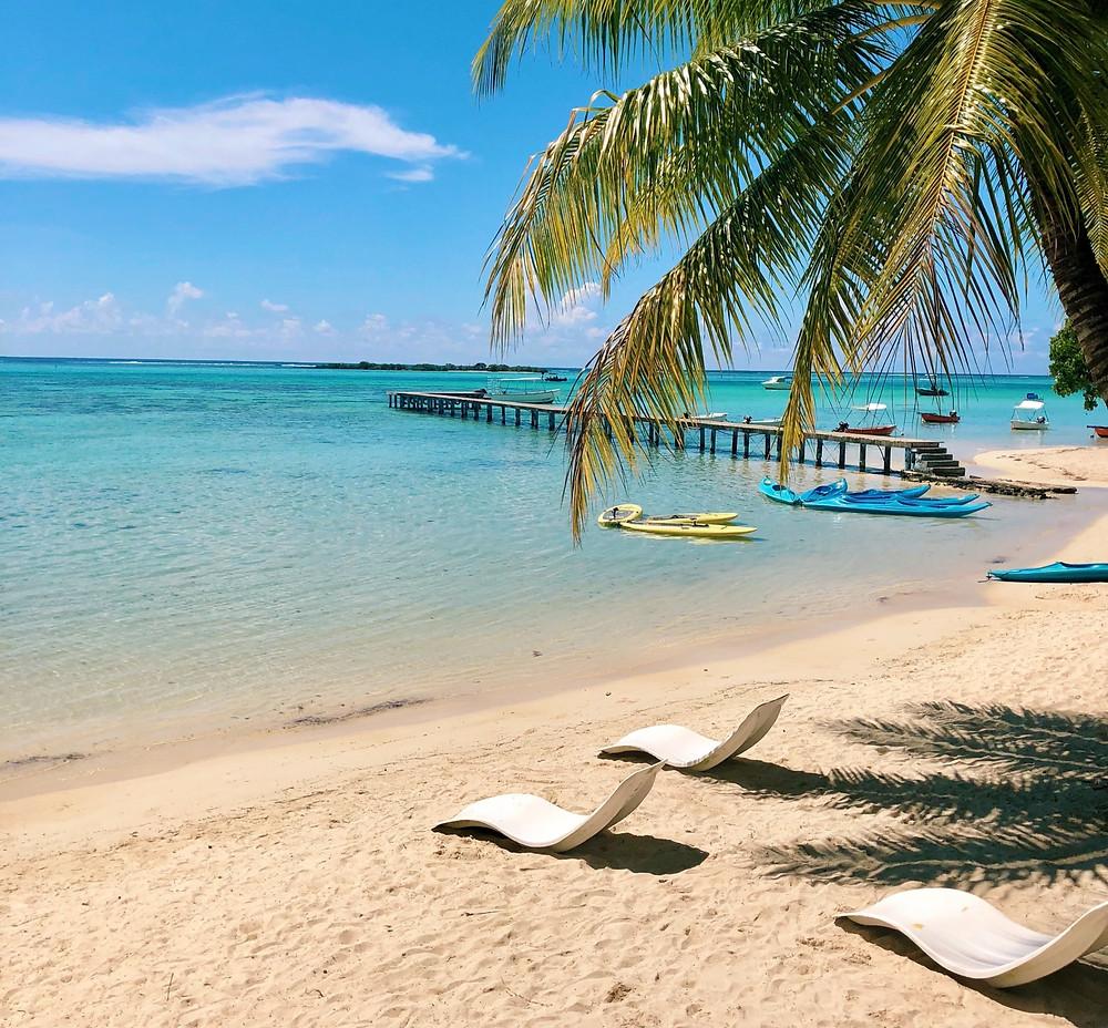 Tahiti Islands in French Polynesia