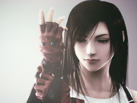 Dissidia NT: Tifa Lockhart 7th DLC Character