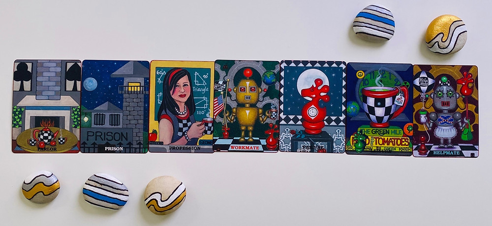 Roopa Dudley's Kipper Cards