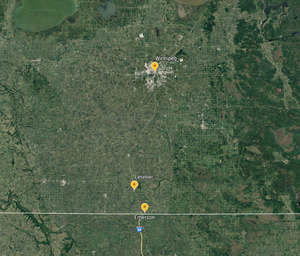 Image provided from Google Earth