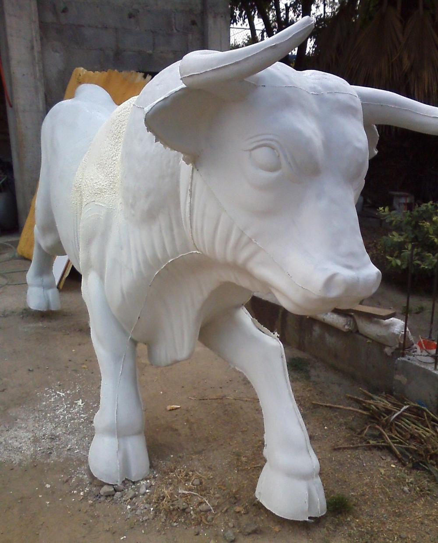 Espuma de poliuretano escultura ur ingenieria