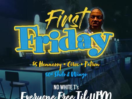 First Friday's IS Black History