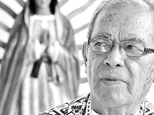 Descanse en paz, Mons. Arturo Lona