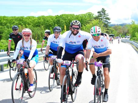 Vivere l'Italia rosa da cicloturista durante il Giro d'Italia