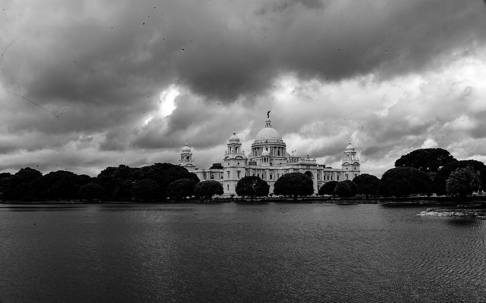 victoria memorial hall in monsoon online bengali magazine bangla canvas