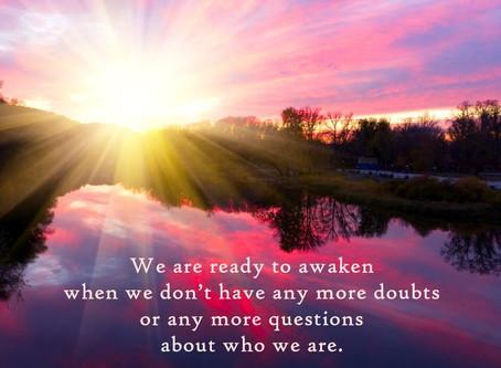 Are You Woke? Spiritual Awaking