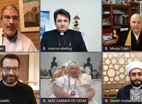 Comunidades religiosas reforçam seu compromisso com o bem comum em meio à pandemia
