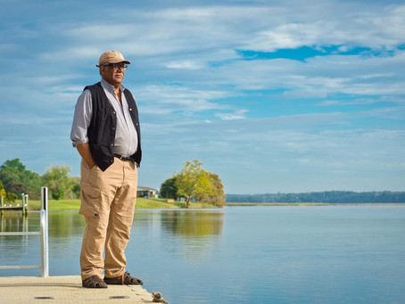 Caring for the Patuxent: The Work of Fred Tutman