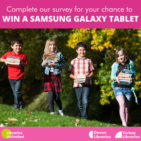 Chance to Win a Tablet