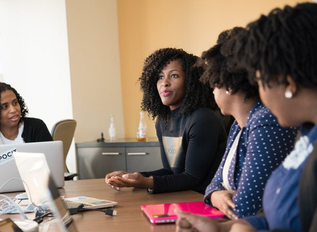 5 FUNDAMENTALS FOR THE BUSINESS-MINDED FEMALE