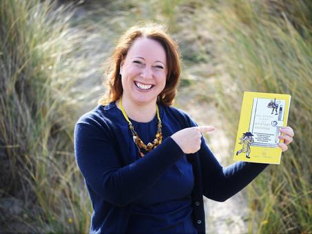 Human Stories: Claire Boscq Scott, Jersey, British Isles