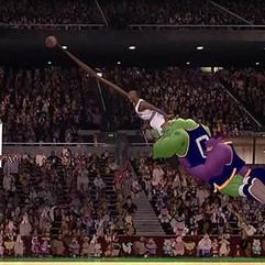 O dia em que Michael Jordan jogou basquete com um coelho