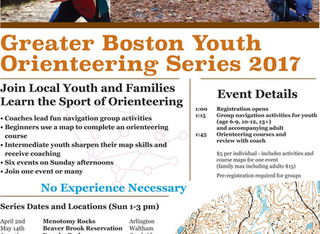 Navigation Games and NEOC Youth Orienteering Series