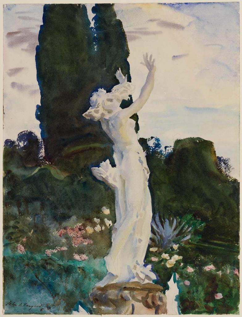 Daphne, 1910, 53 x 40cm, Museum of Fine Arts, Boston