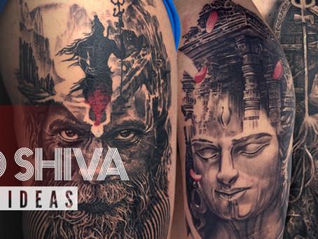 50+ Best Lord Shiva Tattoos done at Aliens Tattoo