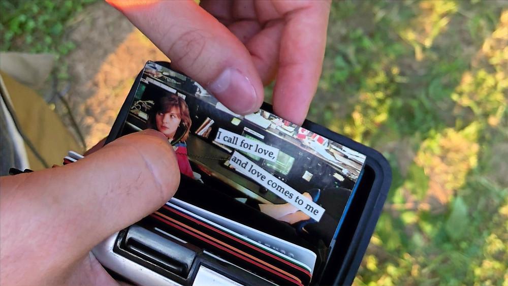 makeityourbusiness, business cards, artistic business cards, business card design, make it your business cards, unique art cards, cassandra darling, cassandra mclean