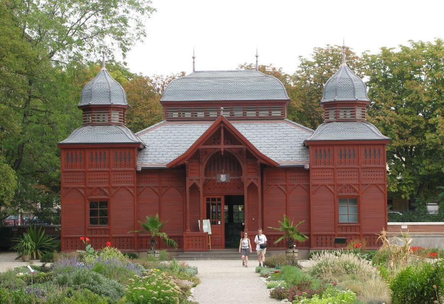 Jardín Botánico de Zagreb