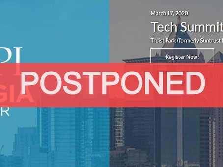UPDATE: MPI Georgia Tech Summit has been postponed