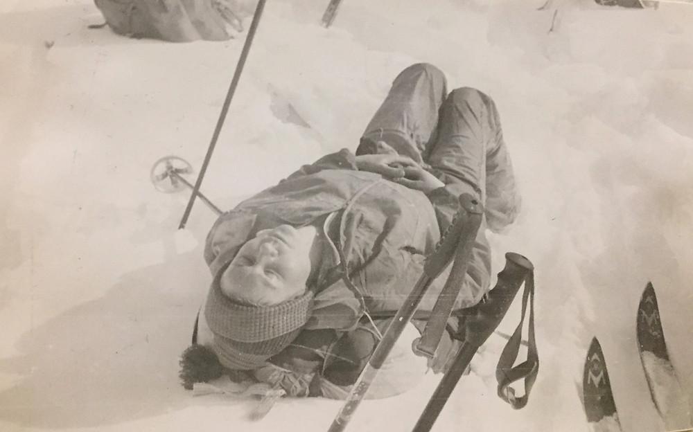 Ясный зимний день| skitour.club| Блог Сергея Чеботова