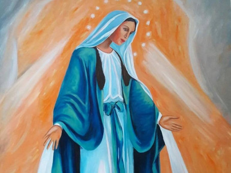 Homily: Memorial of the Blessed Virgin Mary